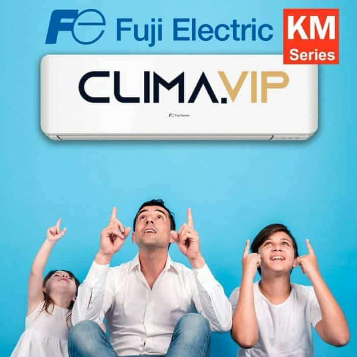 Инверторен климатик Fuji Electric Серия KM
