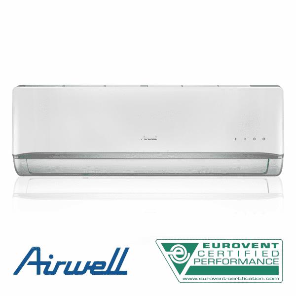 Инверторен климатик Airwell AWSI-HKD009-N11 на ВИП цена от Clima.VIP
