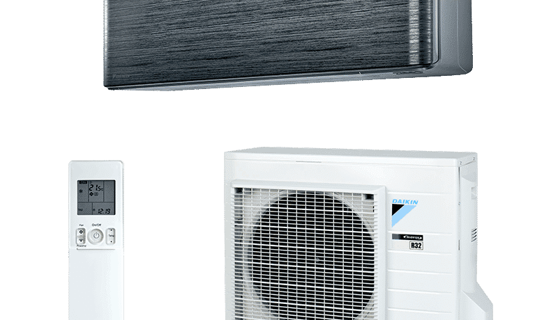 Инверторен климатик Daikin FTXA35AT/RXA35A BLACKWOOD STYLISH