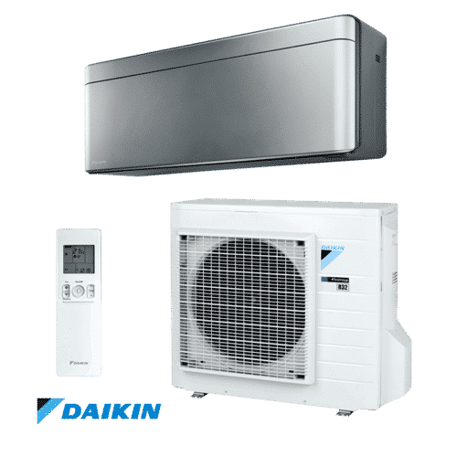 Инверторен климатик Daikin FTXA42AS/RXA42B SILVER STYLISH