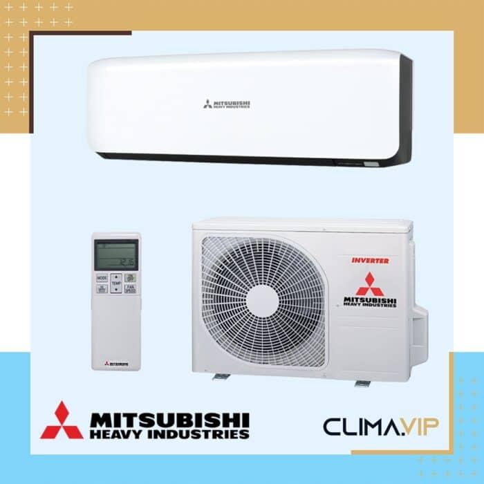 Инверторен климатик Mitsubishi Heavy PREMIUM Black/White