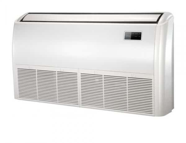 Инверторен подово-таванен климатик Midea MUE-24FNXD0/MOU-24FN8-QD0 фреон R32 на ВИП цена от Clima.VIP