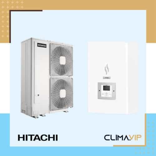 Термопомпа Hitachi Yutaki S RWM-10.0NE/RAS-10WHNPE